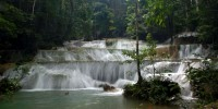 Moramo waterfall South East Sulawesi