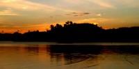 sunset at Nambo Beach, Sulawesi
