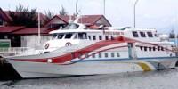 Sulawesi boat marine transportation