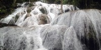 Saluopa waterfall, central Sulawesi