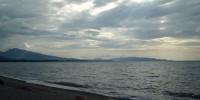 Lombang-lombang beach at Mamuju