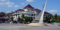 Stella Maris Hospital near Losari Beach Makassar