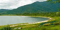 views in Lake Poso