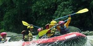 Sa'dan river rafting