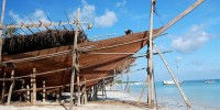 Shipbuilding Phinisi