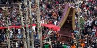 Rambu Solo Ceremonial Procession