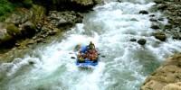River rafting Sa'dan, Sulawesi