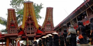 Rambu Solo Ceremony, Tana Toraja, South Sulawesi
