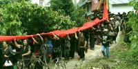 Rambu Solo to Lakkian Procession