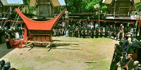 Coffin, Rambu Solo Ceremony