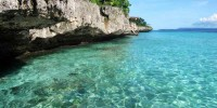 clear water at Tanjung Bira